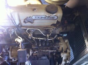 Ford 4.15L industrial Diesel engine mounted on sled Rouchel Upper Hunter Preview