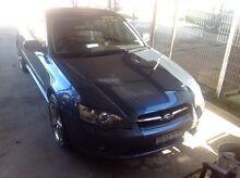 Subaru Liberty sedan Canley Heights Fairfield Area Preview
