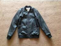 Faux Leather jacket (M&S)