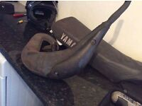 Yamaha dtr 125 exhaust front pipe standard £60 posted