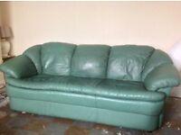 Green 3-1-1 Sofa