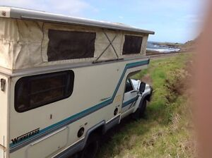 4x4 4wd motorhome Forth Central Coast Preview