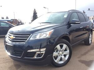 2016 Chevrolet Traverse 1LT *Dual Panel Sunroof! WiFi HotSpot!