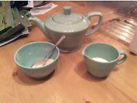 Woods Berylware Tea set