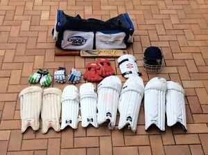 Assorted Cricket Gear Cleveland Redland Area Preview