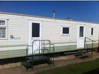 Caravan 46 North. Happy Days Holiday Homes. Chapel St. Leonards, England