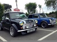 Austin Mini Mayfair ( LOW MILEAGE)