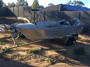 4.2m aluminium dinghy Warnbro Rockingham Area Preview