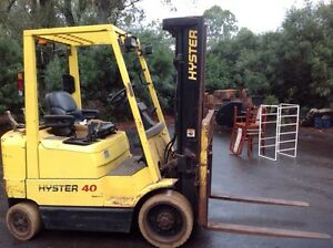 Forklift HYSTER USED Pitt Town Hawkesbury Area Preview