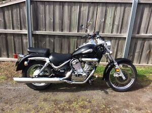 2007 Suzuki Intruder VL250 Austins Ferry Glenorchy Area Preview
