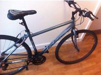 good condition falcon road bike