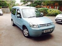CITROEN BERLINGO for SALE or SWAP for SMALL HATCH