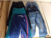 Boys large bundle of clothes 4-5 years