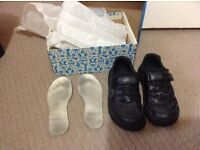 Clarks boys school shoes size 11 G