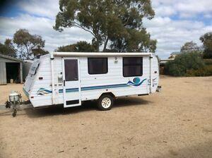 Jayco Freedom PopTop Caravan Balaklava Wakefield Area Preview