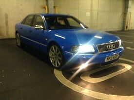 Audi S8 4.2 V8 PRICE DROP QUICK SALE