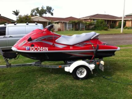 YamahaVX jet ski for sale Port Macquarie 2444 Port Macquarie City Preview