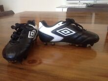 Boys Umbro soccer/football boots St Peters Norwood Area Preview