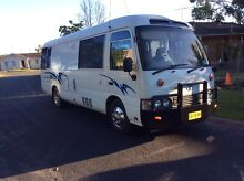 1996 Toyota Coaster Motorhome Belmont North Lake Macquarie Area Preview