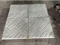 2x2 / 600x600 concrete paving slabs