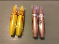 Brand new twin pack maybelline mascara
