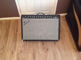 Fender pro tube pro reverb