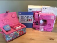 John Lewis sewing machine and kit