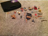 Playmobil and Lego Ninjago