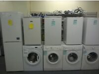 Washing Machine,Tumble Dryer, Cooker, Fridgefreezer, Fridge,Freezer with 3 Months G'TEE 07716 967437