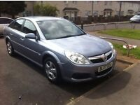 vauxhall vectra 1.8 on a 07 plate covered 108k