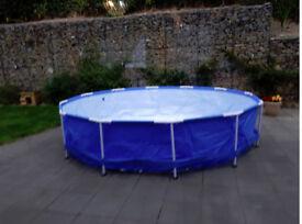 Bestway swimming pool Steel Pro 366 x 76 cm 6473 l