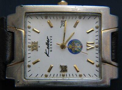 Kalber Geneve K8848 Gift Jordan Police Security Military Luxury Swiss Men Watch