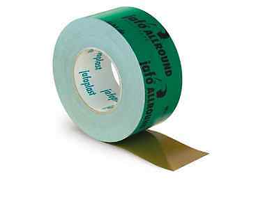 Klebeband für Dampfbremse Dampfsperre Dampfsperrfolie Dampfbremsfolie OSB Grün