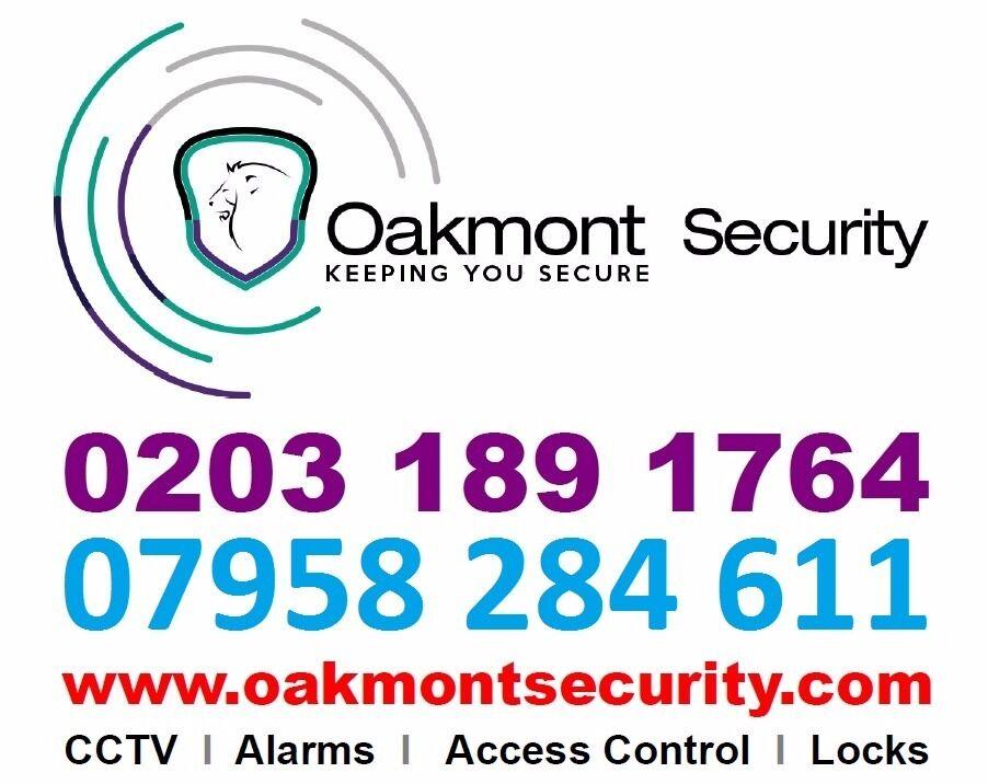 CCTV & Burglar Alarm Installation - Professional Service