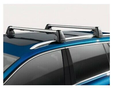 Alu Dachträger + EBA für VW Passat Limousine 362//B7 kpl Thule WingBar EVO