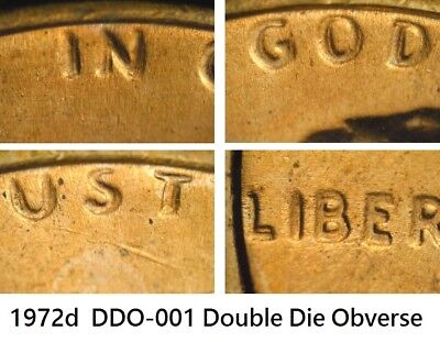 1972-D 1C Lincoln Cent MS67RD Registry Grade
