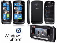 nokia lumia 610 phone EE, Asda, BT, Virgin and Plusnet