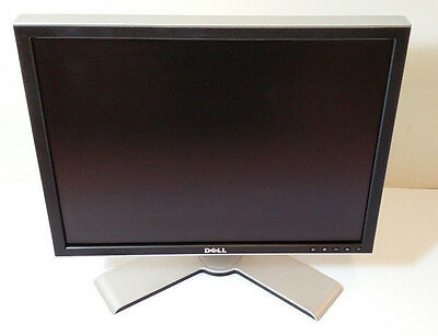 "Dell 2007FPb 20"" UltraSharp Computer Display Monitor 1600 x 1200 4:3"