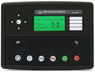 Dse Deep Sea Electronics Dsee800 Generator Engine Only Control Module E800