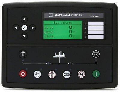 Dse Deep Sea Electronics Dse8660 Auto Transfer Switch Mains Utility Control 8660