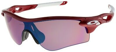 Oakley MPH Radarlock Path Sunglasses OO9181-7038 Team Red |G30 Iridium (Oakley Radarlock Path Sunglasses)