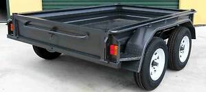 9x5 Heavy Duty Tandem Trailers. Quality BoxTrailers Made on Site. Carindale Brisbane South East Preview