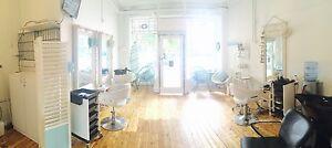 CHAIR FOR RENT WEAVE HAIR EXTENSION SALON BONDI Bondi Beach Eastern Suburbs Preview