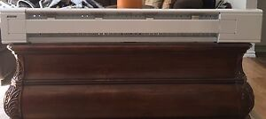 Garrison Electric Baseboard Convection Heater with Thermostat