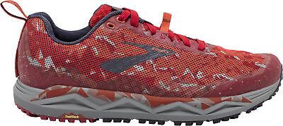 Brooks Caldera 3 Mens Trail Running Shoes - Red