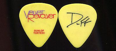 VELVET REVOLVER 2004 Contraband Tour Guitar Pick!!! DUFF McKAGAN custom 1st Pick