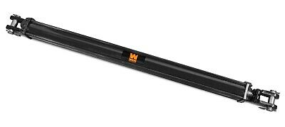 Wen Tr2536 2500 Psi Tie Rod Hydraulic Cylinder With 2.5 Bore And 36 Stroke