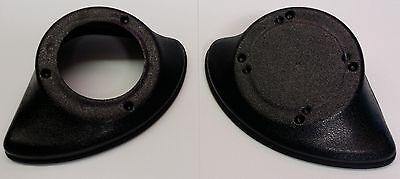 "6 1/2"" MARINE CNT Speaker Universal Pod Mount Custom  Pods Car Enclosure 6.5"""