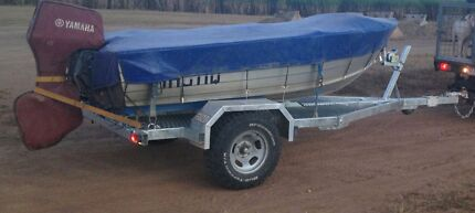 Creative 7x4 Off Road Painted Trailer 18quot Sides Eye To Eye Springs Full