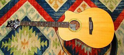 PRS SE Alex Lifeson Acoustic/Electric Guitar A15AL Pristine Condition